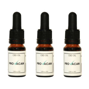 Provacan CBD Oil 1200mg Pk 3