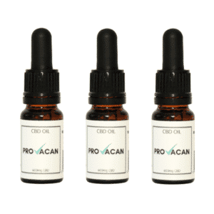 Provacan CBD Oil 600mg Pk 3